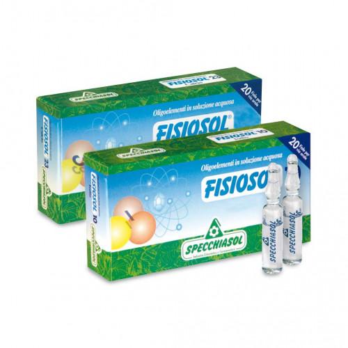 FISIOSOL 6 ZI-CU 20 AMP...