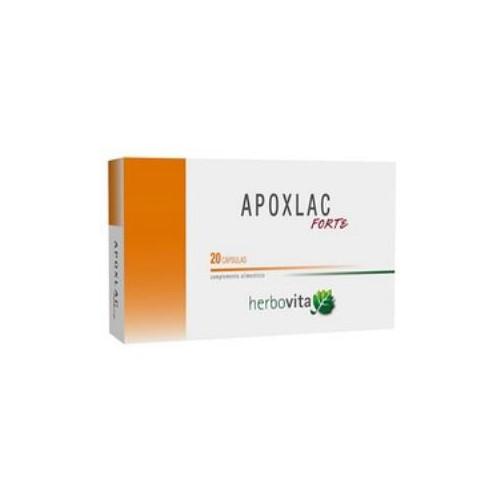 APOXLAC FORTE 20 CAP HERBOVITA