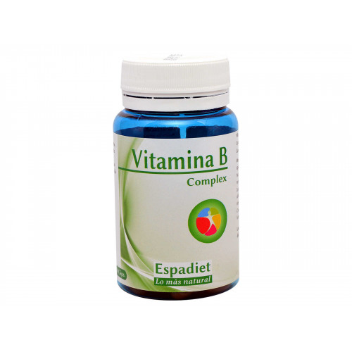 VITAMINA B-COMPLEX 60 CAPS ESPADIET