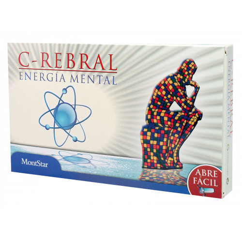 C-REBRAL (TÓNICO) 10 VIALES MONT-STAR ESPADIET