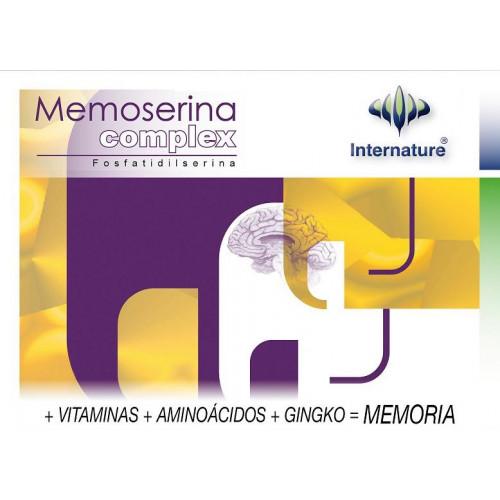 MEMOSERINA COMPLEX 30 CAP...