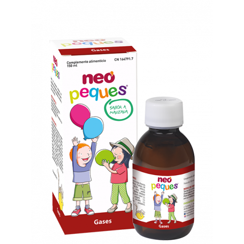 NEOPEQUES GASES 150 ML...