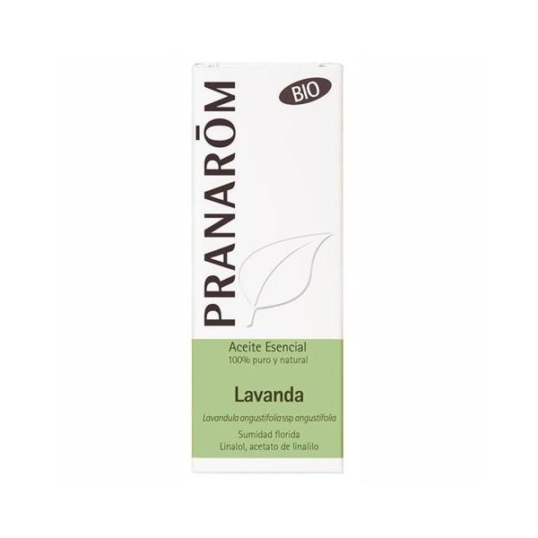 ACEITE ESENCIAL DE LAVANDA BIO (LAVANDULA ANGUSTIFOLIA) 10 CC PRANAROM