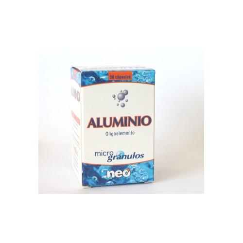 ALUMINIO MICROGRANULOS 50 CAPS. NEO PHO