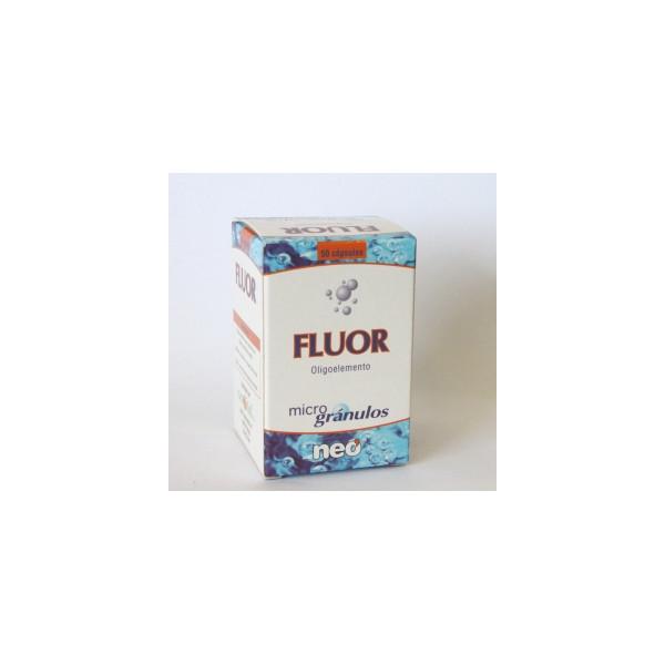 FLUOR MICROGRANULOS 50 CAPS NEO PHO