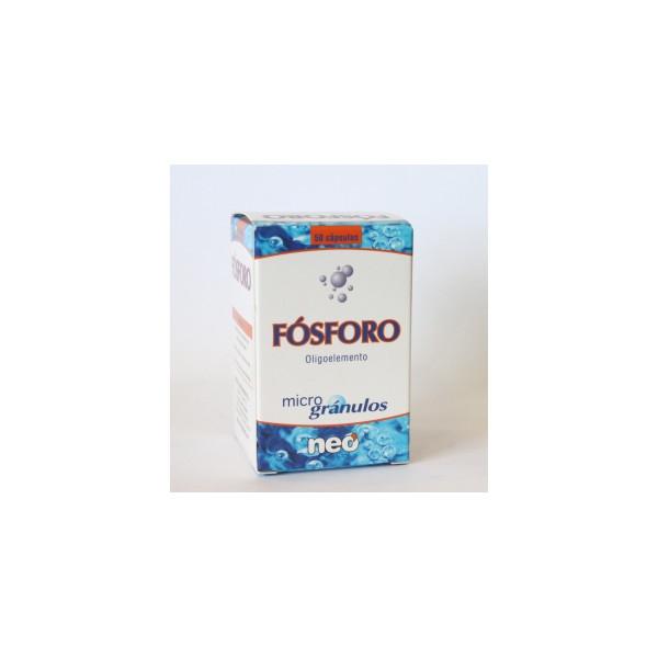 FOSFORO MICROGRANULOS 50 CAPS. NEO PHO