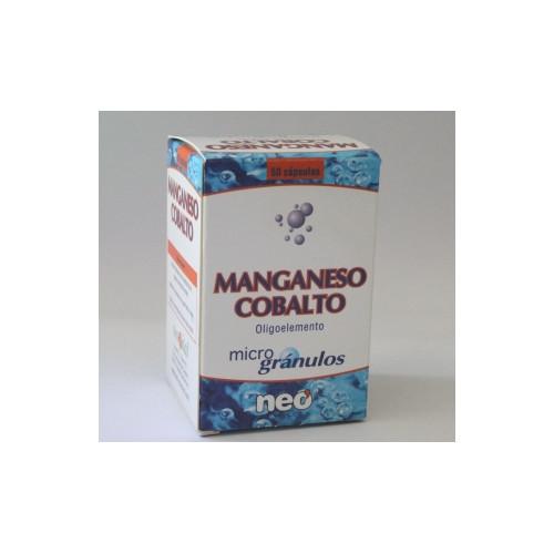 MANGANESO COBALTO MICROGRANULOS 50 CAPS NEO PHO