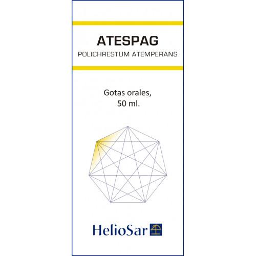 ATESPAG (POLICHRESTUM ATEMPERANS) 50ML HELIOSAR