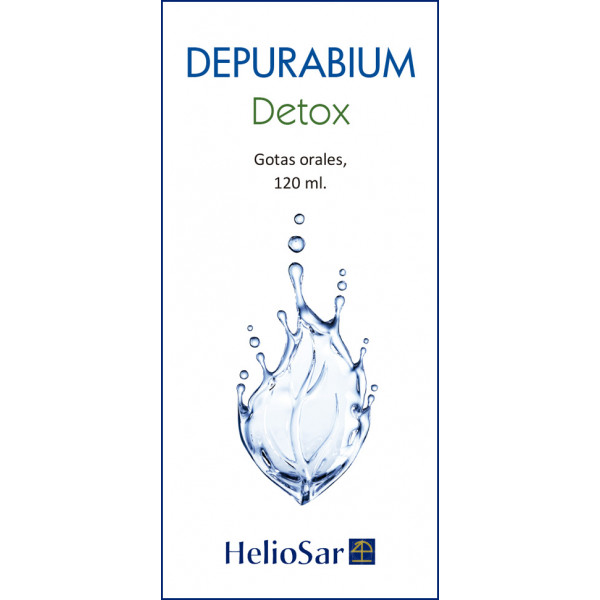 DEPURABIUM DETOX 120ML HELIOSAR