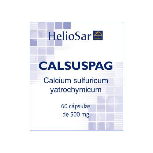 CALSUSPAG 60 CAPS HELIOSAR
