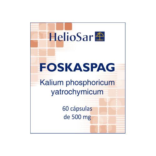 FOSKASPAG 60 CAPS HELIOSAR