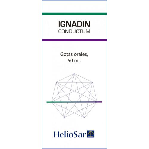 IGNADIN (CONDUCTUM) 50ML HELIOSAR