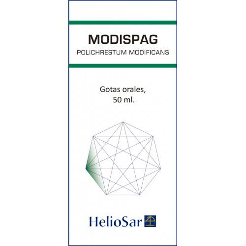 MODISPAG POLICHRESTUM MODIFICANS 50 ML HELIOSAR