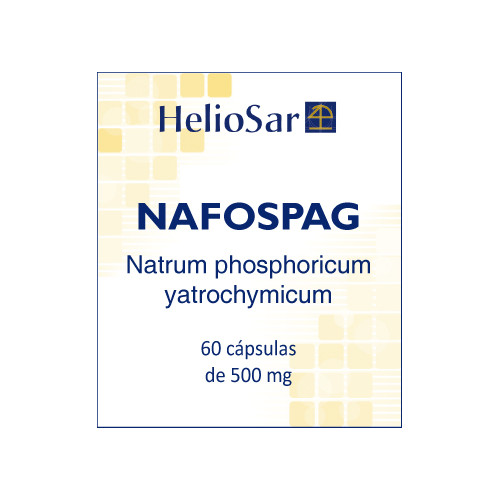 NAFOSPAG 60 CAPS HELIOSAR