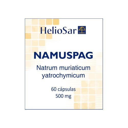 NAMUSPAG 60 CAPS HELIOSAR