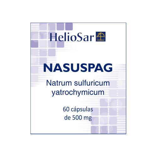 NASUSPAG 60 CAPS HELIOSAR