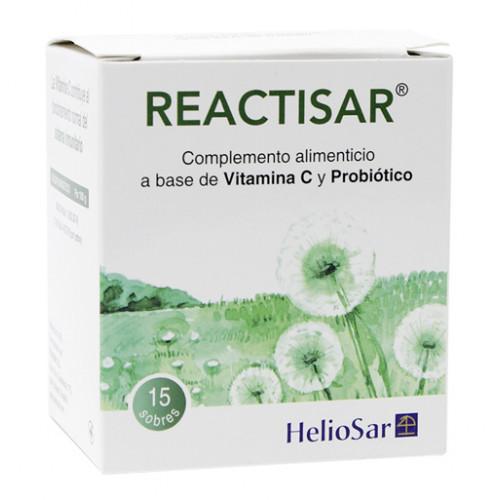 REACTISAR 15 SOBRES HELIOSAR