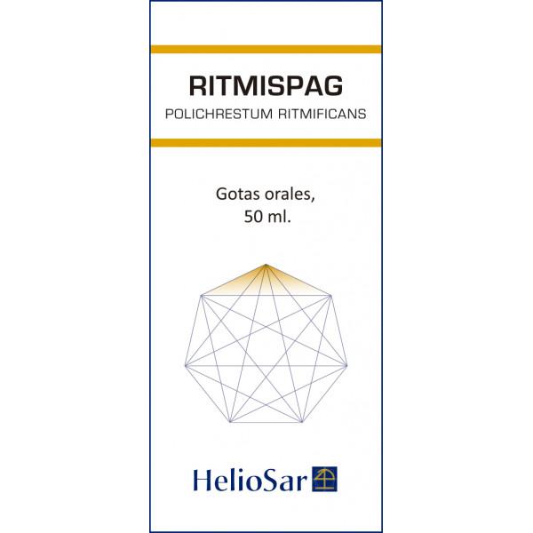 RITMISPAG (POLICHRESTUM RITMIFICANS) 50ML HELIOSAR