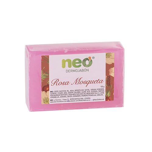 DERMOJABON NEO ROSA MOSQUETA 100 G NEOVITAL