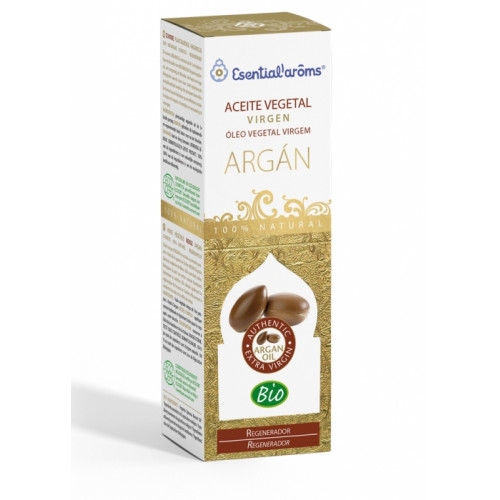 ARGAN ACEITE VEGETAL 50ML.INTERSA