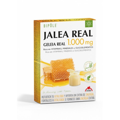 JALEA REAL FRESCA 1000 MG.20 AMP.BIOPOLE-INTERSA