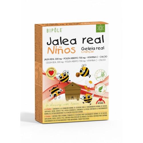 JALEA REAL FRESCA INFANTIL 20 AMP. BIOPOLE INTERSA