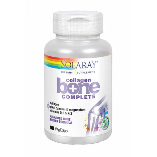 COLLAGEN BONE COMPLETE 90 CAPS SOLARAY