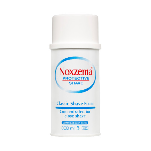 NOXZEMA ESPUMA AFEITAR BLANCA REGULAR 300 ML