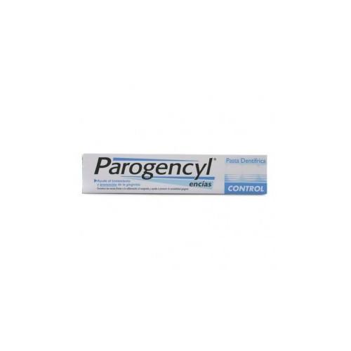 PAROGENCYL CONTROL PASTA DIENTES 125 ML