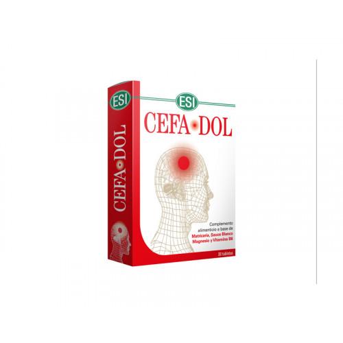 CEFADOL 30 COMP TREPATDIET
