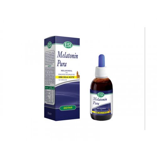 MELATONINA PURA 1 MG 50 ML GOTAS CON ERBE TREPAT DIET