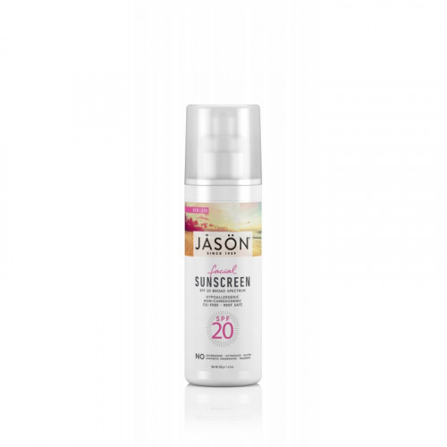 PROTECTOR SOLAR FACIAL SPF20 125G SPRAY JASON