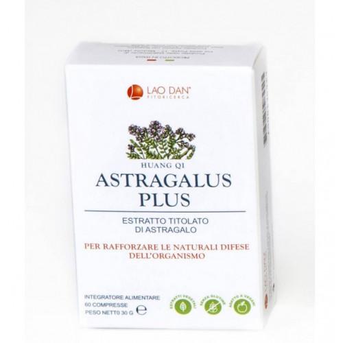 ASTRAGALUS PLUS - HUANG QUI 60 COMP LAO DAN PLANTANET