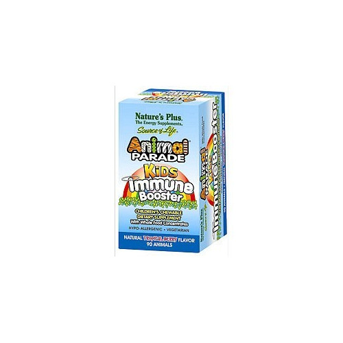 ANIMAL PARADE IMMUNE BOOSTER 90 COMP NATURE'S PLUS