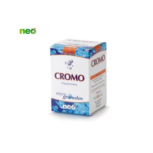 CROMO MICROGRANULOS 50 CAPS NEO PHO