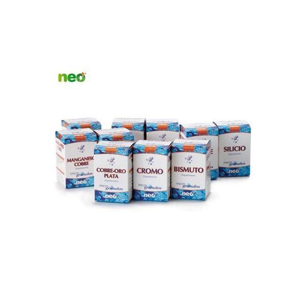 AZUFRE MICROGRANULOS 50 CAPS NEO PHO