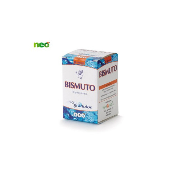 BISMUTO MICROGRANULOS 50 CAPS NEO PHO