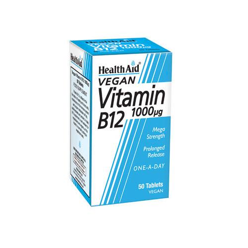 VITAMINA B-12 1000 MCG 100 COMP NUTRINAT