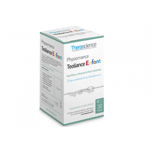 TEOLIANCE ENFANT 30 SOBRES PHYSIOMANCE THERASCIENCE