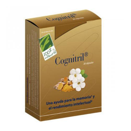 COGNITRIL 30 CAP CIEN POR CIEN NATURAL