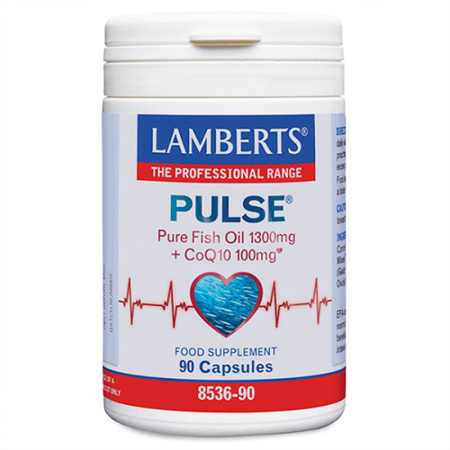 PULSE (FISH OIL+COQ10) 90 CAP LAMBERTS
