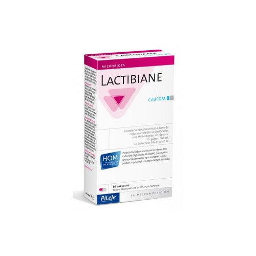 LACTIBIANE CANDISIS CND10M 30 CAP PILEJE