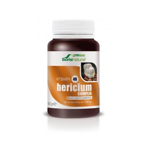 HERICIUM COMPLEX 60 COMP MGDOSE SORIA NATURAL
