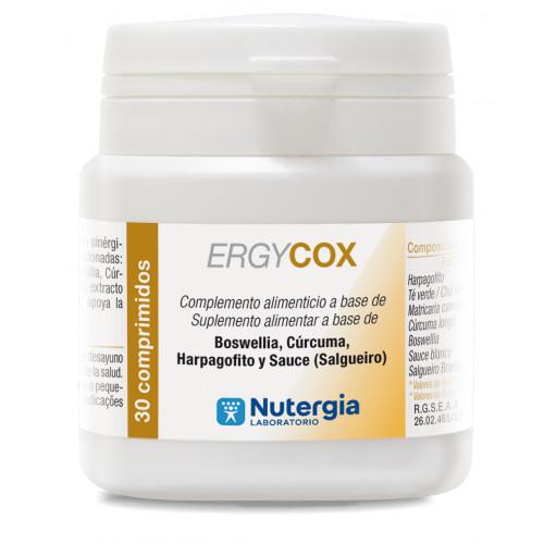ERGYCOX 30 COMP NUTERGIA