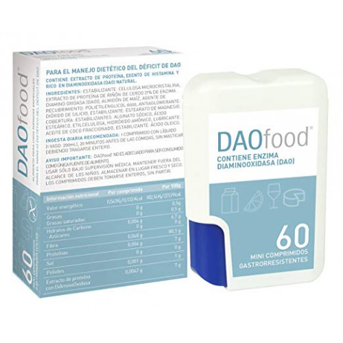 DAOFOOD 60 COMP MINI HEALTHCARE