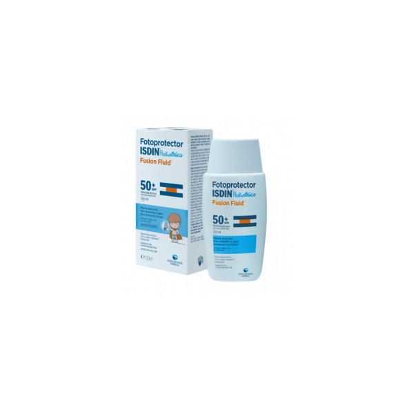 FOTOPROT ISDIN FUSION FLUID PEDIATRICS SPF50+ 50 ML