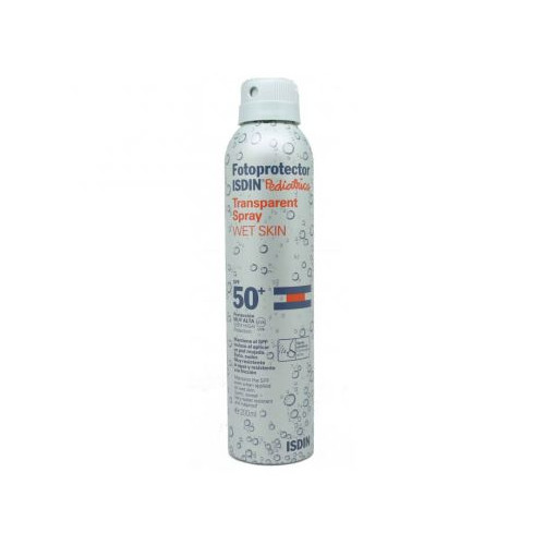 FOTOPROT ISDIN PEDIATRICS WET SKIN TRANS SPRAY 200 ML
