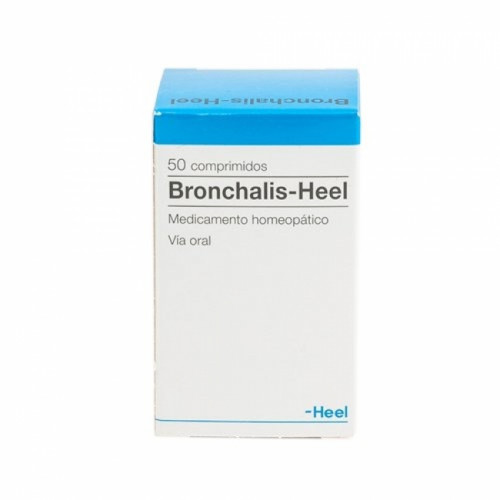 BRONCHALIS 50 COMP HEEL