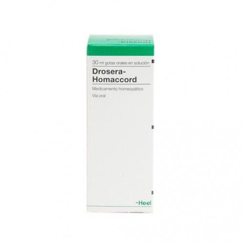 DROSERA HOMACCORD GOTAS 30 ML HEEL
