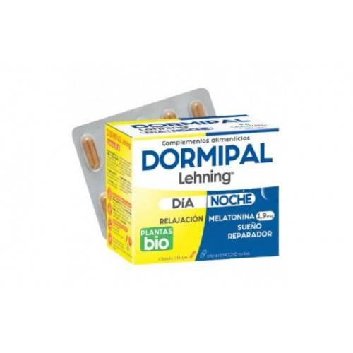 DORMIPAL DIA/NOCHE 60 CAPS LEHNING